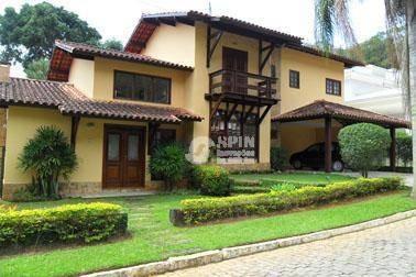 Casa Residencial Para Locação, Itaipu, Niterói. - Ca0163