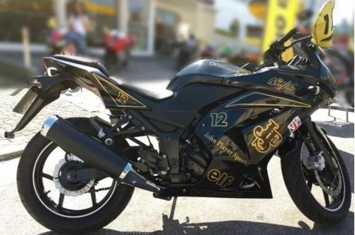 Kawasaki Ninja 250 Ano E Modelo 2012 Edição Especial
