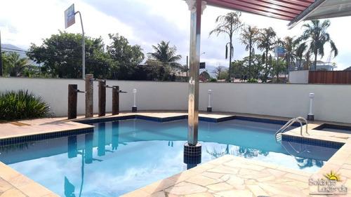 Imagem 1 de 20 de Localização Privilegiada - Vista Para O Mar - 3 Dormitórios (1 Suite) - 3 Vagas - Piscina - 2636