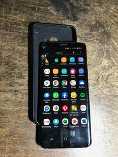 Vendo/permuto Samsung S9 De 128gb Detalle Funcionando