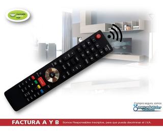 Control Remoto Tv Smart Tv Rca Bgh Hisense Sansei Jvc R452