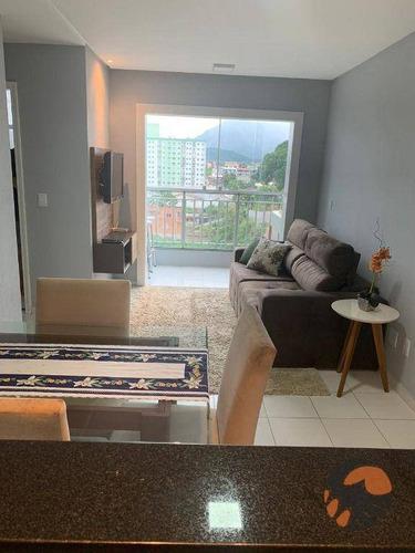 Imagem 1 de 6 de Apartamento À Venda, 60 M² Por R$ 200.000,00 - Praia Do Morro - Guarapari/es - Ap3912