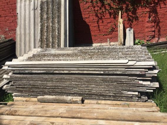 Laminas De Asbesto 3mts X 1mt Y 3mts X 2.44 Mts