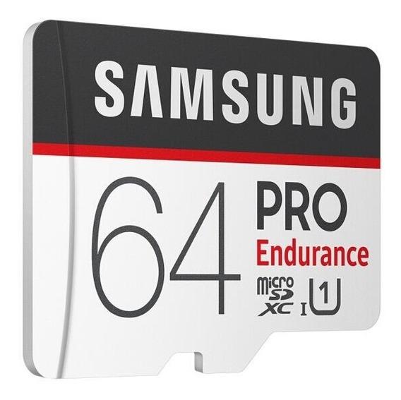 Cartao Micro Sd Samsung Cinza 64g