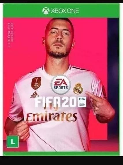 Fifa 20 Xbox One Ou Ps4