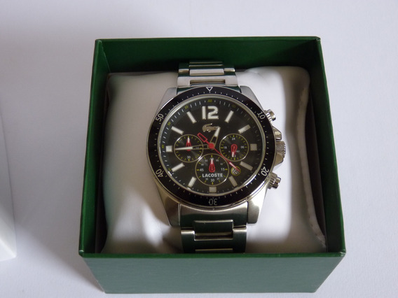Relógio Lacoste Seattle Chronograph 2010644 Original