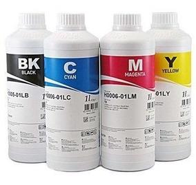 4 Litros Tinta Pigmentada Inktec Hp Pro 8100 8600 8610 7110