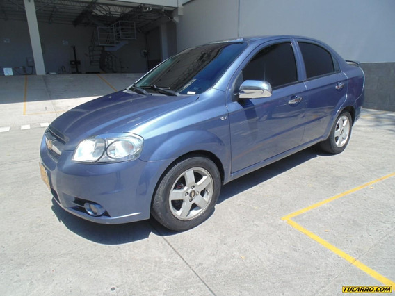 Chevrolet Aveo Emotion