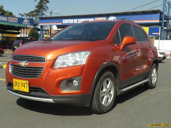 Chevrolet Tracker Edición Especial Lt At 1800
