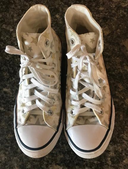 Zapatos Converse All Star Talla 33,5