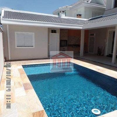 Sobrado 4 Dormitórios À Venda, 420 M² Por R$ 1.500.000 - Condominio Altos Da Serra Ii - São José Dos Campos/sp - So0222
