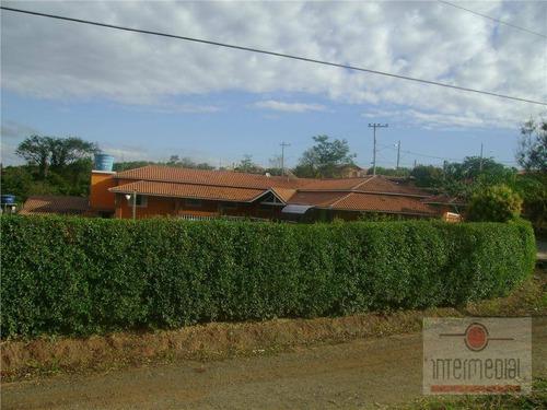 Chácara Residencial À Venda, Chácara Dos Pinhais, Boituva - Ch0126. - Ch0126