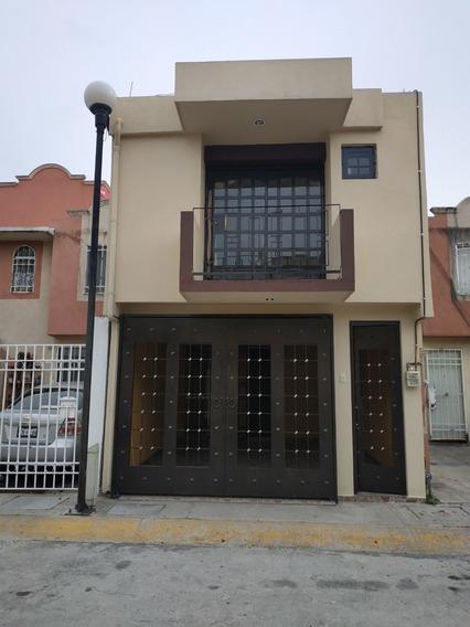 Casa En Renta En Las Américas, Ecatepec, Estado De México