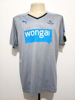 Camisa Newcastle Inglaterra 2014 Away #30 Abeid Puma G