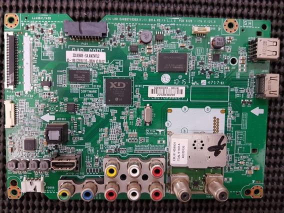 Placa Principal Tv LG 32lb560b