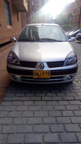 Vendo Renault Clio 2004 Muy Pocos Kilometros Buen Estado