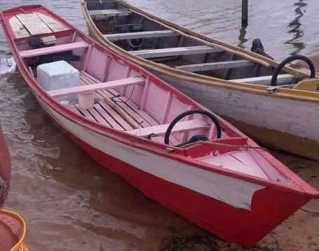 Barco Com Motor 6.5 Barco Padrão