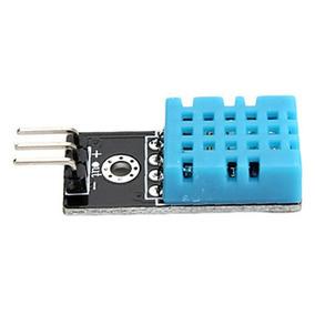 Placa Sensor Arduino Temperatura E Umidade Dht11