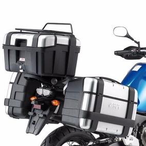 Suporte Rack Lat De Baú Givi Yamaha Xt1200z Tenere - Plr2119