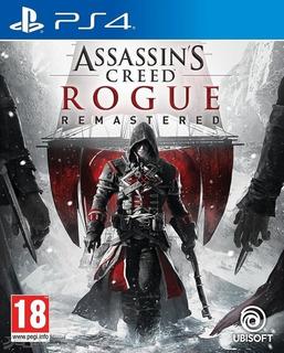 Assassins Creed Rogue Remastered Ps4/fisicosellado Mathogame