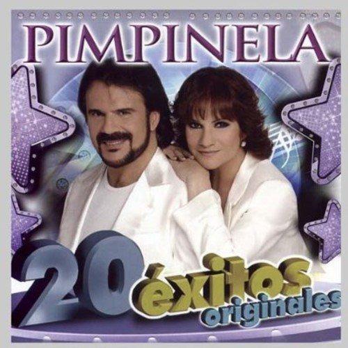 Cd : Pimpinela - 20 Exitos Originales (cd)