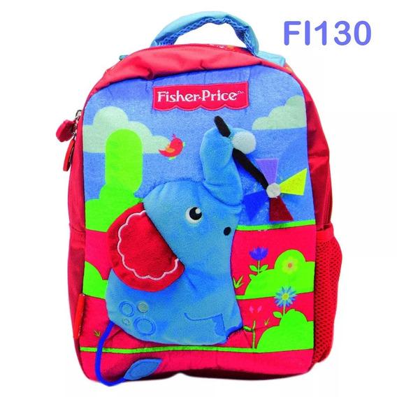 Fisher Price Mochila F1 130 Elefante