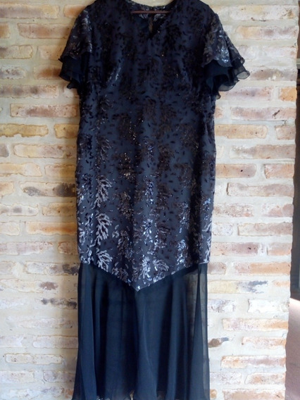 Vestido Fiesta Mujer - Talle Xl