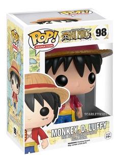 Funko Pop Once Piece Varios Modelos Original Scarlet Kids