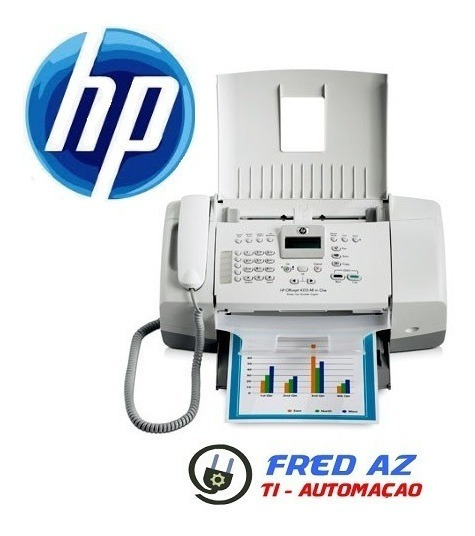 Impressora Hp Officejet 4355 Multifuncional