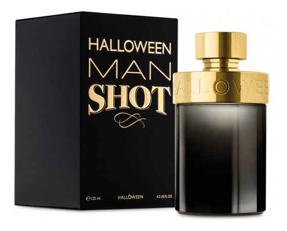 Halloween Man Shot 125 Ml Eau De Toilette De Jesus Del Pozo