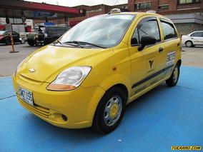 Taxi 7 : 24 Chevrolet Spark