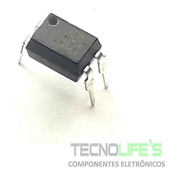 Ci El817 Pc817 Optoacoplador Fototransistor Npn 35v 0,05a
