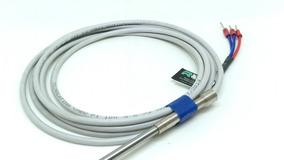 Sensor Temperatura Termoresist Pt100 P/ Cervejaria Artesanal
