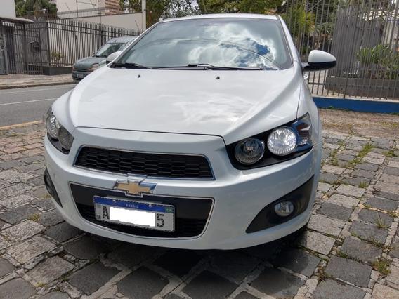 Chevrolet Sonic Sedan Ltz 1.6 16v Automático 6 Marchas
