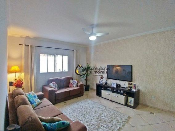 Casa À Venda, 142 M² Por R$ 395.000,00 - Parque Residencial Vila União - Campinas/sp - Ca1073