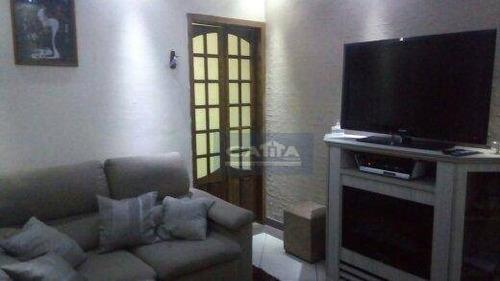 Imagem 1 de 24 de Casa À Venda, 120 M² Por R$ 500.000,00 - Vila Nhocune - São Paulo/sp - Ca3947