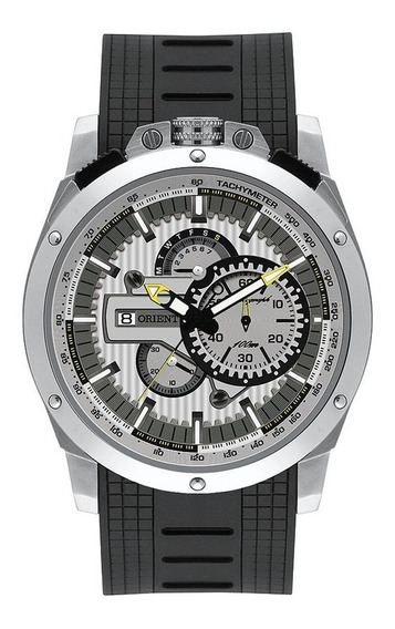 Relógio Orient Cronograph Masculino Mbspc020s1px
