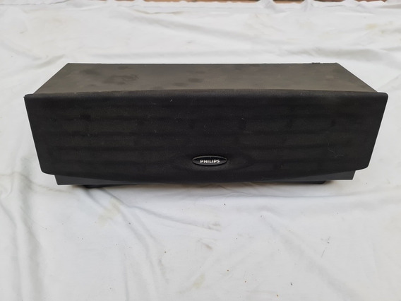 1 Caixa Central Som Philips Fr 752 Usado Receiver