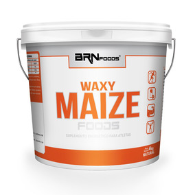 Waxy Maize Foods 4kg Natural Brn Foods