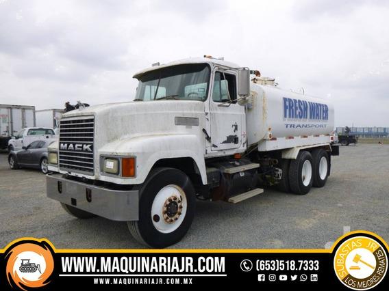 Pipa De Agua 1998 Mack 4000gal, Camiones, Mack,camión, Pipa
