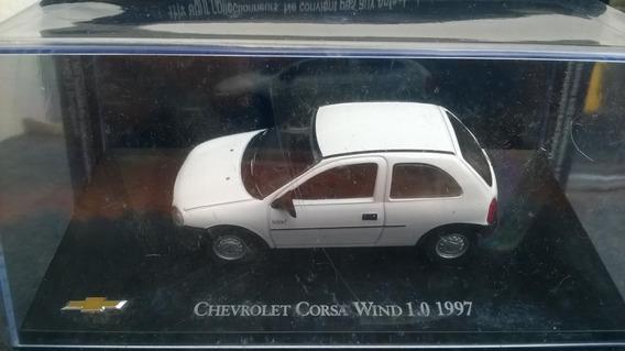 Chevrolet Colection Miniatura Corsa Wind 1.0 1997