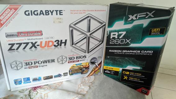 I5 3570k + Ga Z77x-ud3h + Memorias E Gpu