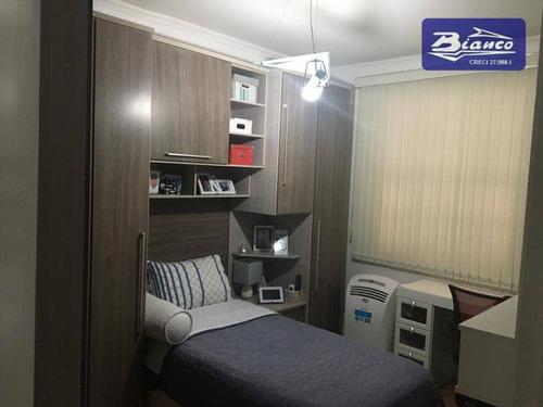 Casa Com 3 Dormitórios À Venda, 157 M² Por R$ 550.000 - Macedo - Guarulhos/sp - Ca1054