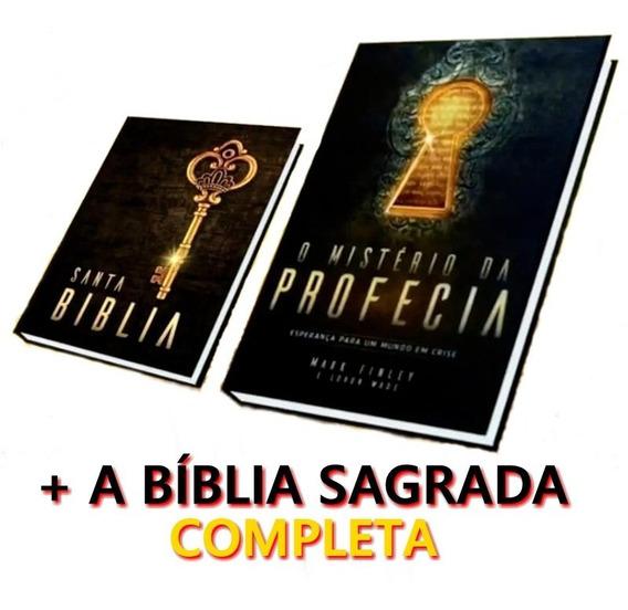 Mistério Da Profecia O- Com Bíblia Sagrada Incluída + Brinde