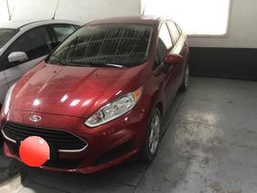 Ford Fiesta Sedan 4 Ptas