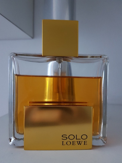 Perfume Loewe Solo Absoluto Usado