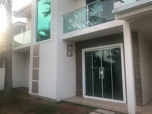 Imagem 1 de 10 de Casa Sobrado Para Venda Em Village Garopaba-sc - Kv616