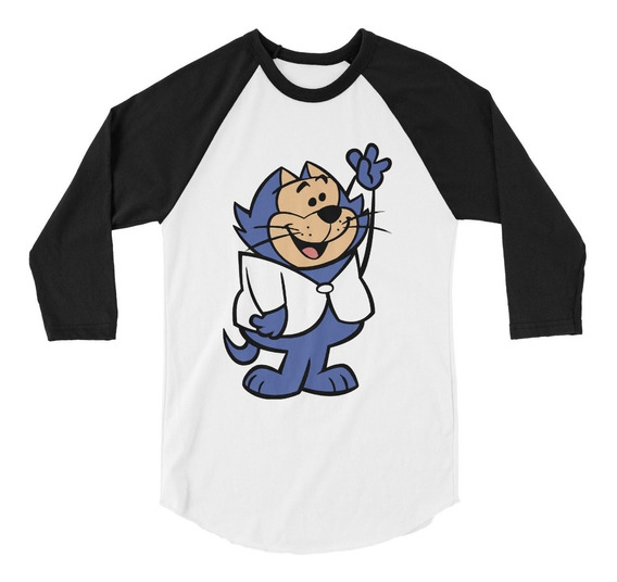 Playera Raglan 3/4 Benito Bodoque Don Gato