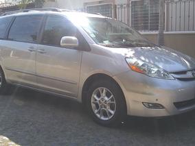 Toyota Sienna Xle Piel At