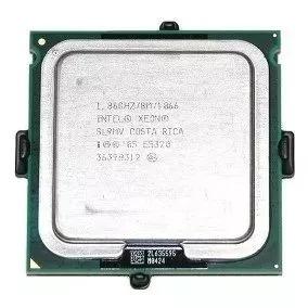 Processador Intel Xeon E5320 1.86ghz/8m/1066 Quadcore Sl9mv